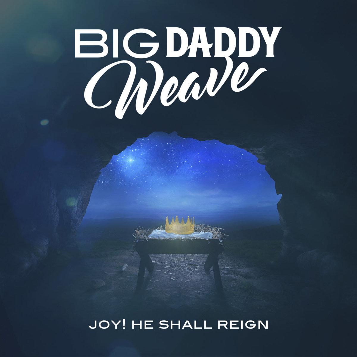 Joy! He Shall Reign (Single)