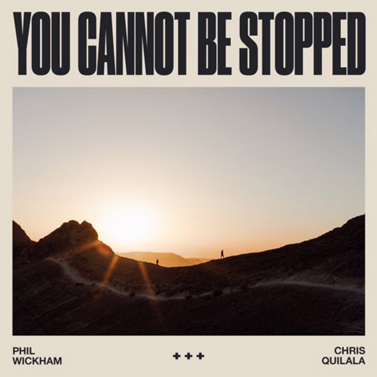 You Cannot Be Stopped (Single)