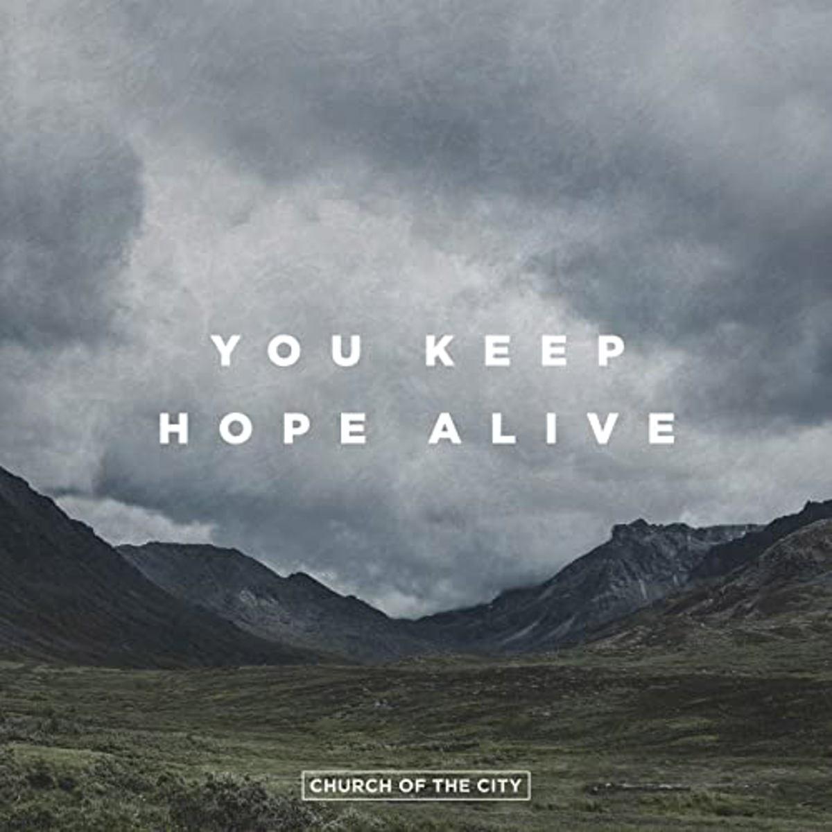 You Keep Hope Alive (Live)