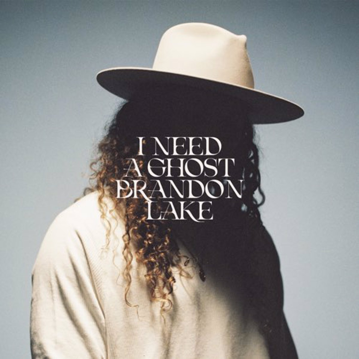I Need A Ghost (Single)